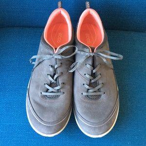 Ecco Arizona Tie Sneakers Size 41 (10-10.5)